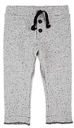 Officina51 Infants' Speckled Fleece Pants - Gray