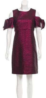 Milly Metallic Mod Dress w/ Tags
