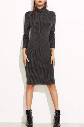 Tyche Body-Con Knit Dress