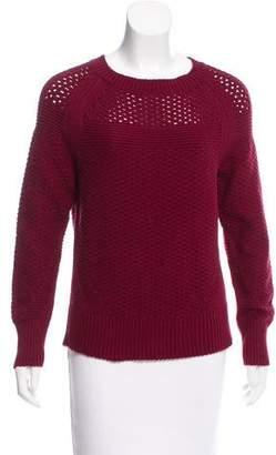 White + Warren Knit Crew Neck Sweater