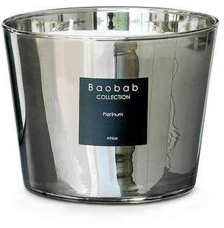 Baobab Collection Platinum Max 10 scented candle