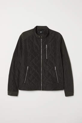 H&M Quilted Jacket - Black