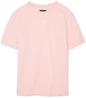 Kith Mott Oversized Printed Cotton-jersey T-shirt