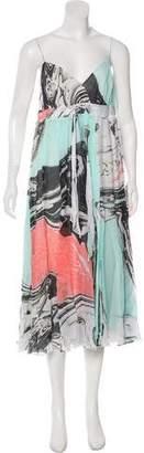 Diane von Furstenberg Jolie Silk Dress