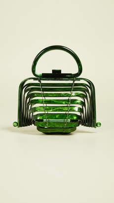Cult Gaia Acrylic Lilleth Bag