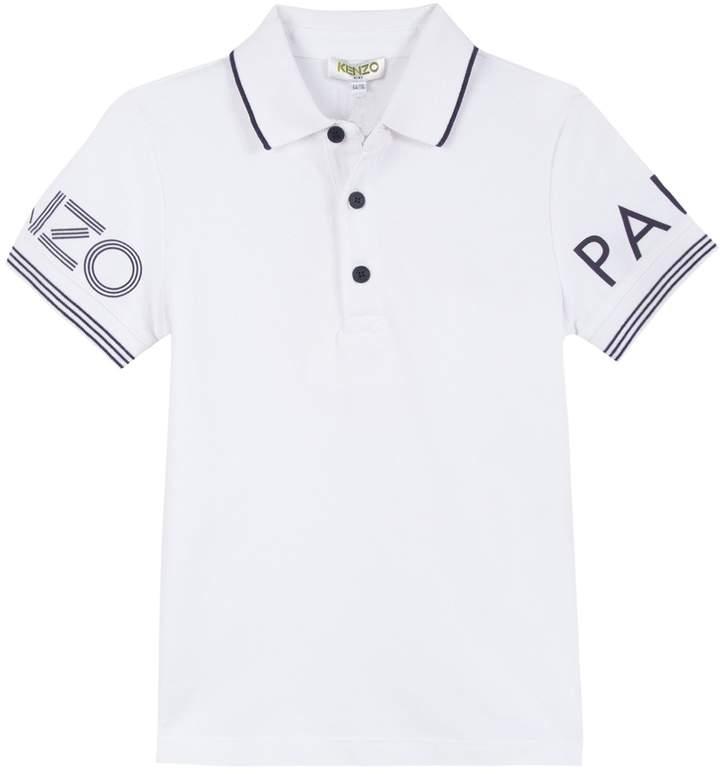 Boys Polo Shirt Cotton