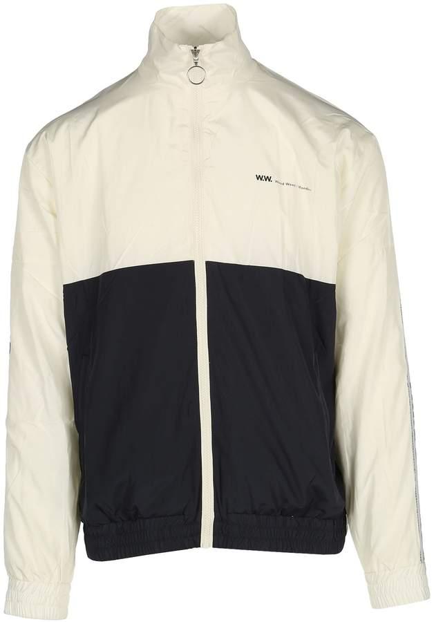 Wood Wood Windbraker Jacket