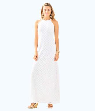 Lilly Pulitzer Womens Pearl Maxi Dress