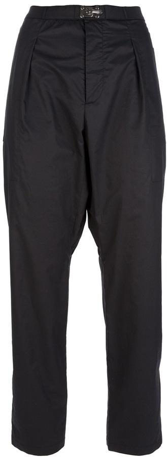 Jil Sander washed trouser