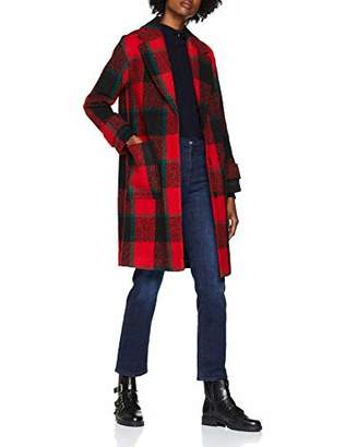 New Look Women's Toronto Blanket 59594 Coat,6 (Manufacturer Size:6)