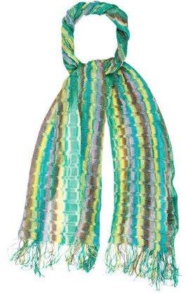 MissoniMissoni Striped Knit Scarf