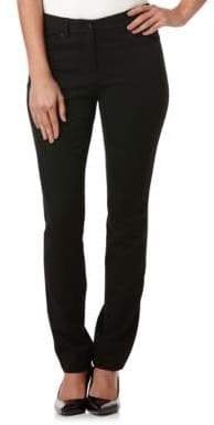 Rafaella Ridge Twill Five Pocket Pants