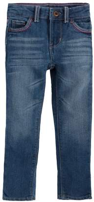 Levi's Levis Toddler Girl 711 Taryn Thick Stitch Skinny Jeans