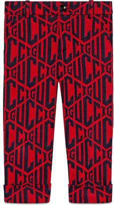 Gucci Kids Children's game jersey pant