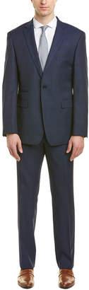 Vince Camuto Slim Fit Wool 2Pc Suit