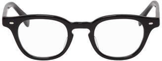 Undercover Black Square Glasses