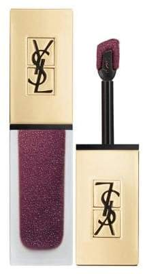 Saint Laurent Tatouage Couture Gold Attraction Edition Liquid Lip Stain