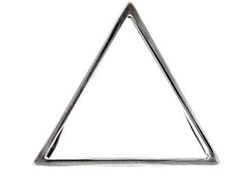 Glenda López The Silver Triangle Clip