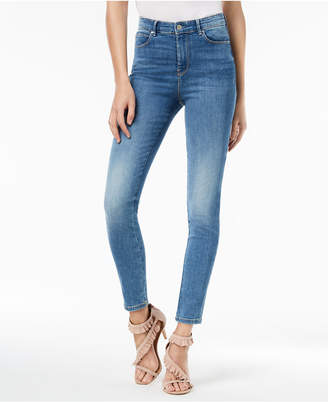 GUESS 1981 High-Rise Ankle Skinny Jeans