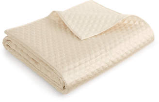 Hotel Collection Dimensions Champagne Full/Queen Coverlet