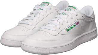 Club C Trainers - White / Green
