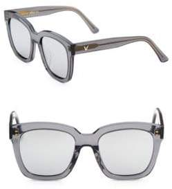 Gentle Monster 53mm Dreamerhoff Retro Square Sunglasses