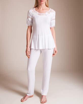 Paladini Couture Jersey Intarsio Jakie Pajama