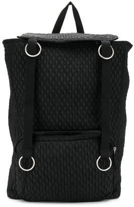 Raf Simons Eastpak x foldover top backpack