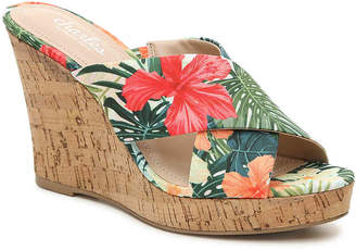 Charles by Charles David Latrice Wedge Sandal - Women's