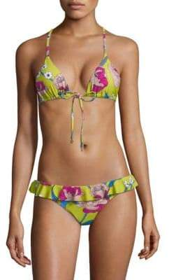 Buy 6 Shore Road by Pooja Southport Triangle Bikini Top!