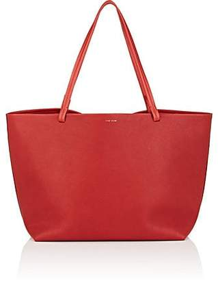 The Row Women's Park Leather Tote Bag - Red