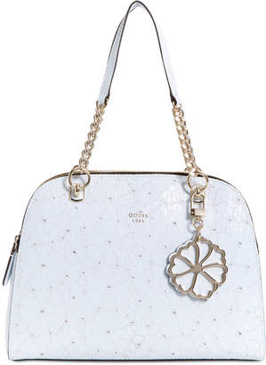 GUESS Jayne Medium Satchel