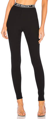 Off-White Cannette Simple Leggings