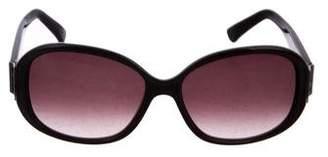 Fendi Gradient Logo-Accented Sunglasses