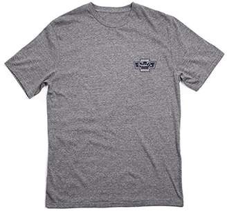 Brixton Men's Federal Short Sleeve Premium Fit Tee