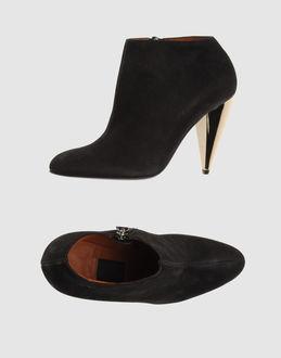 LANVIN Shoe boots