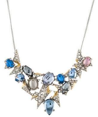 Alexis Bittar Mosaic Origami Bib Pendant Necklace