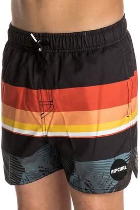 Rip Curl Printed Swim Shorts, 8-16 Years