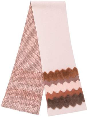 Cara Mila Terra scarf