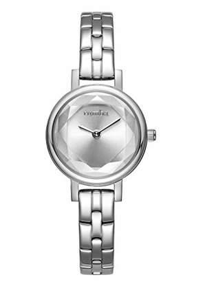 RumbaTime Women's 'Venice' Quartz Stainless Steel Casual Watch