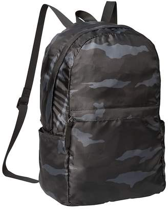 Athleta Camo Packable Backpack
