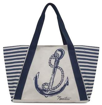 Nautica For Shoal Large Tote Bag