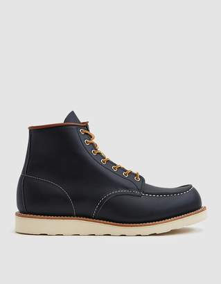 Red Wing Shoes 8859 6-Inch Moc in Navy Portage