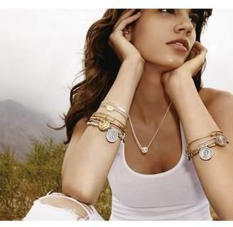 Alex and Ani Path of Life Charm Wire Bracelet
