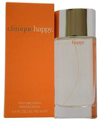 Clinique Happy By For Women,EDP, 3.4-Ounce