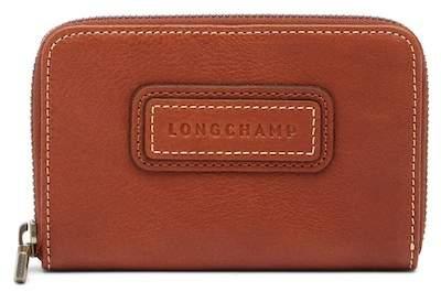 LONGCHAMP Legend Leather Zip Coin Purse