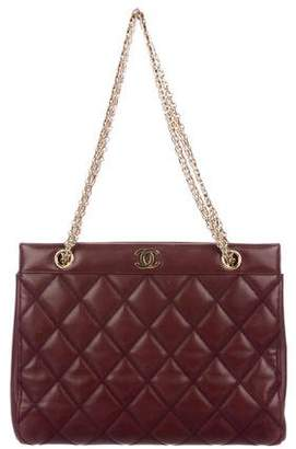 Chanel Quilted Reissue Handle Bag