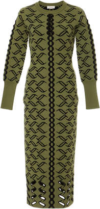 Temperley London Desert Knit Dress