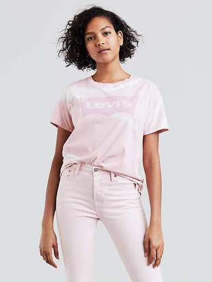 Levi's Levi's Logo Boyfriend Tee T-Shirt
