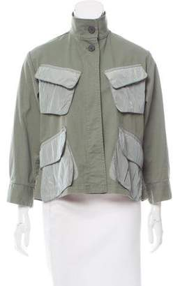 Tim Coppens Lightweight Button-Up Jacket